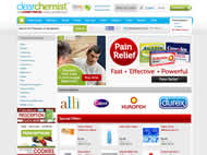 Clear Chemist website