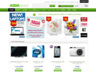 ASDA Direct website