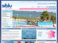 Siblu Holidays website