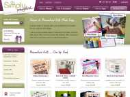 Simply Personalized website