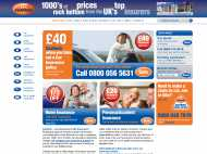 Swinton Bike Insurance website