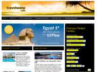 Travelwasp website