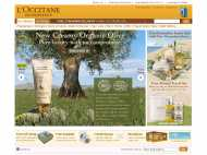 LOccitane website